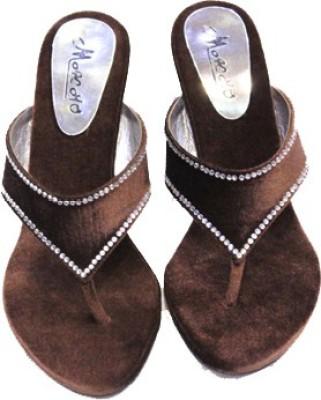 Skyla Women Brown Heels