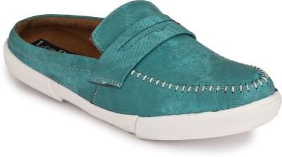 Lee Peeter Men Green Sandals
