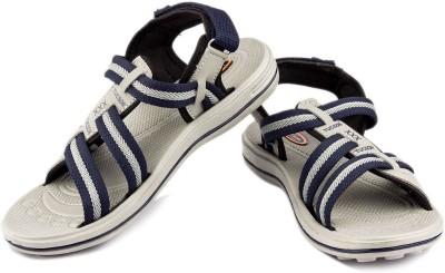 Kohinoor Men Grey Sandals