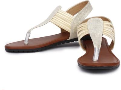 Sapatos Women Beige Flats