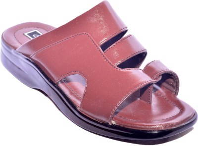 Klinga Men Brown Sandals