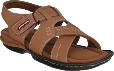 Marshal Men Tan Sandals