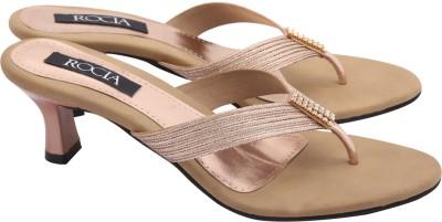 Rocia Women Brown Heels