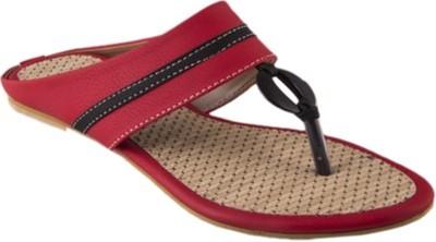 Vinaya Women Red Flats