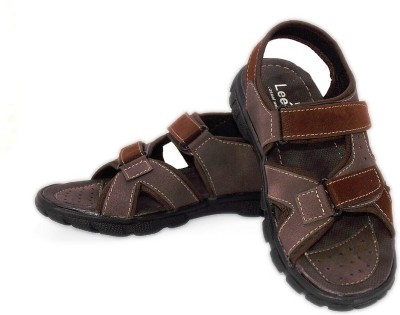 Lee Gorav Boys Brown Sandals