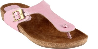 Urban Country Women Pink Flats