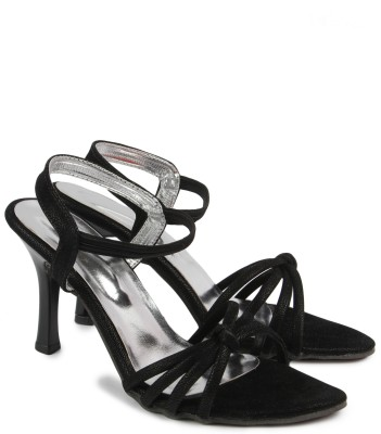 Anaya Women Black Heels