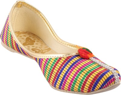 Kay Dee Creations Women Multicolor Flats