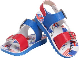 Buds N Blossoms Boys & Girls Sports Sandals