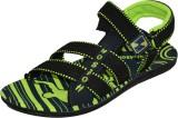 Pu Hotson Men Green Sandals