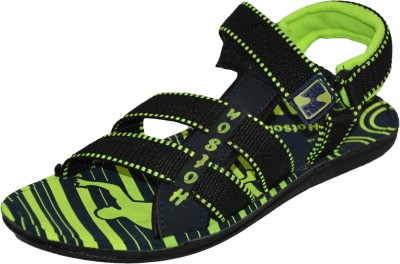 PU Hotson Men Green Sandals