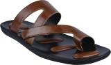 Twin Men Brown Sandals