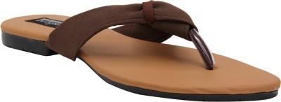 Versiliana Women Brown Flats