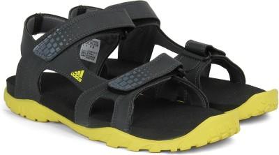 Adidas ARGO M Men Grey, Yellow Sandals