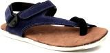 Glatt Men Blue Sandals
