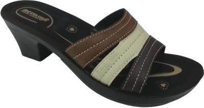 Aerosoft Women Brown Heels