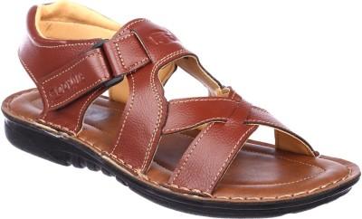 Odyssia Men Tan Sandals