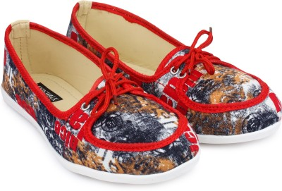 Moonwalk Women Red Bellies