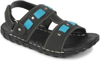 Footfun By Liberty Boys Blue Sandals
