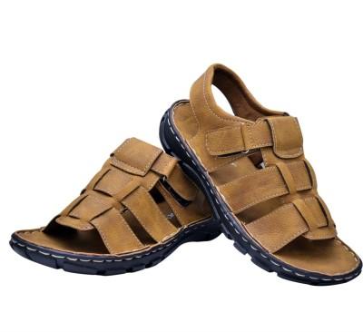 Bxxy Men Tan Sandals
