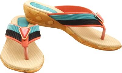 Canvera Women Multicolor Wedges