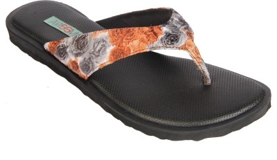 Awssm Women Grey Flats
