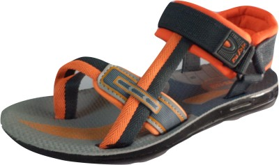 Pu Fair Men Orange Sandals