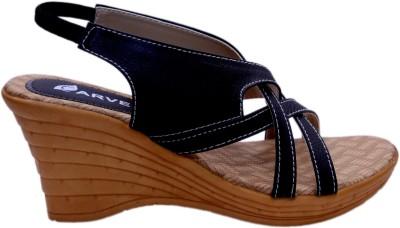 pair-a-feet Women Black Heels