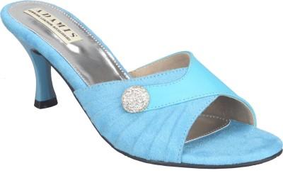 Adamis Women Blue Heels