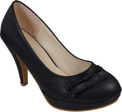 Ladela Women Black Heels
