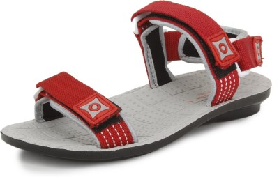 Pu-Mini ST*R Men Red Sandals