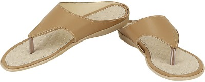 Hanna Women Brown, Beige Flats