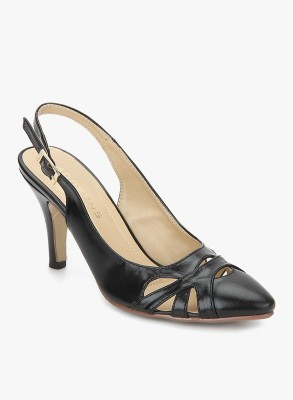 Addons Women Black Heels