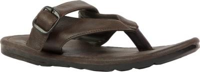 STYLE HEIGHT Men Black Sandals