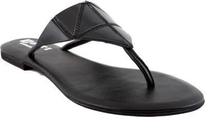 Zotti May Women Black Flats
