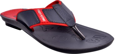 footstair Boys Red Sandals
