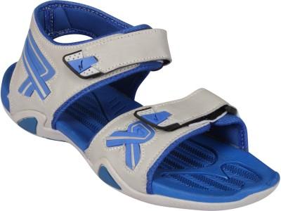 ETHICS Men Grey Sandals