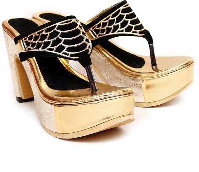 Jenis Women Black Heels