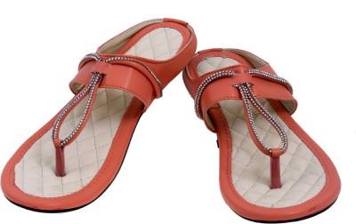 2Dost Women Orange Flats