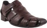 Metro Men 12,Brown Sandals