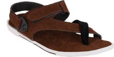 Fucasso Men Brown Sandals