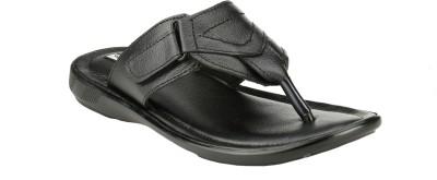 Step Mark Men Black Sandals