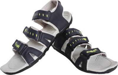 Elligator Men Blue Sandals