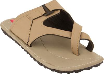 Footrendz Men Beige Sandals
