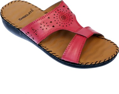 Choclate Women Multicolor Flats