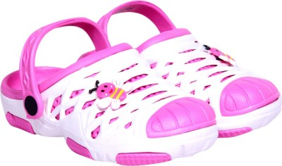 Time Expert Baby Boys Pink Sandals