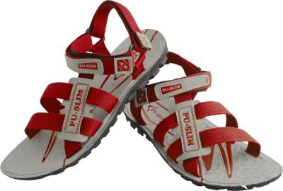 PU-Slim Men Sandals