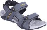 Tracer Men Grey Sandals