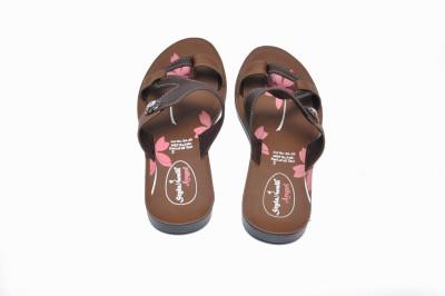 Stylewalk Women Brown, Beige Flats