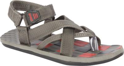 STYLE HEIGHT Men Grey Sandals